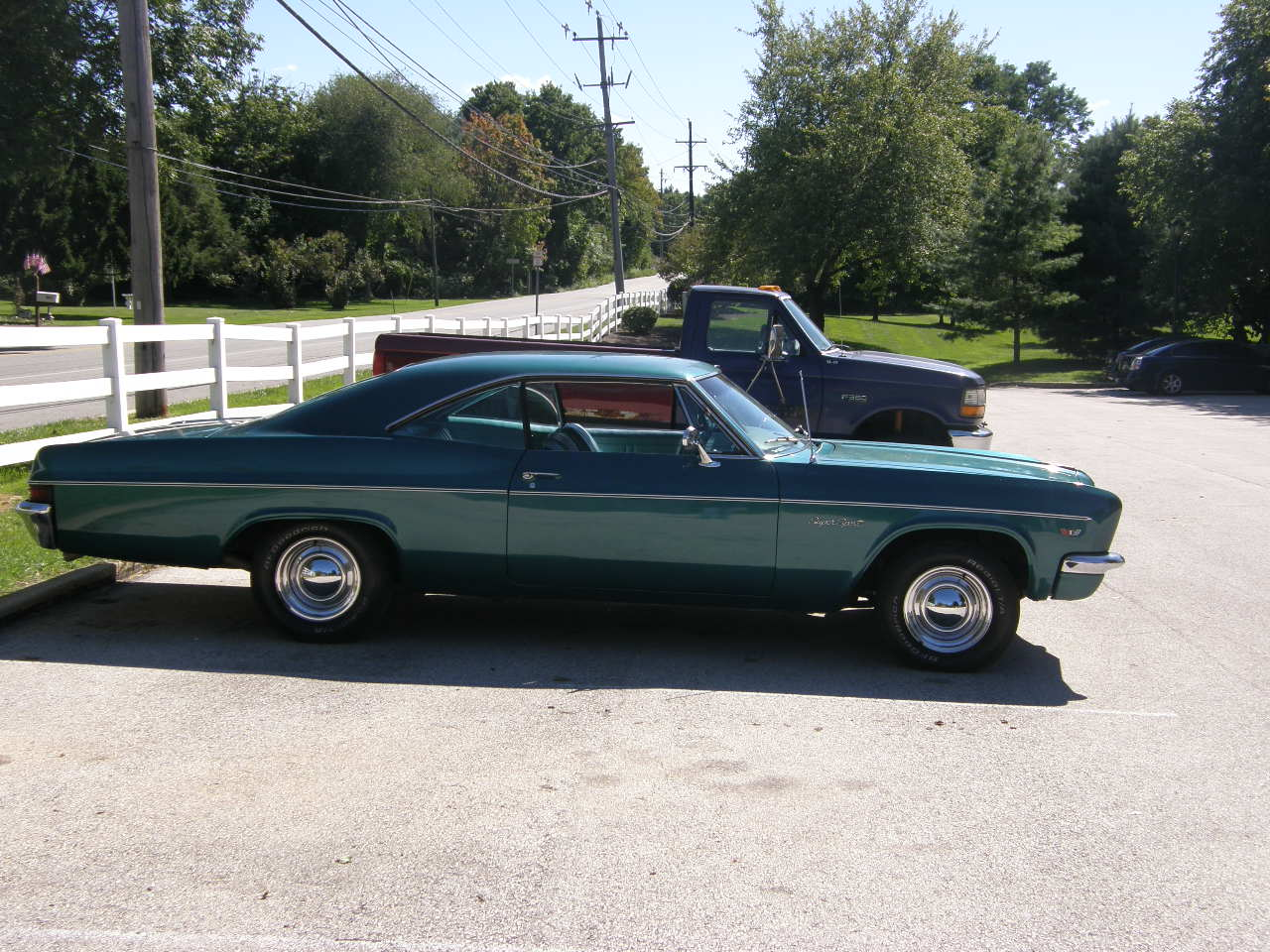 1966 Impala Ss Build Page 2 Chevy Forums Click Image For Larger Version Name P9060075 Views 6777 Size 2039