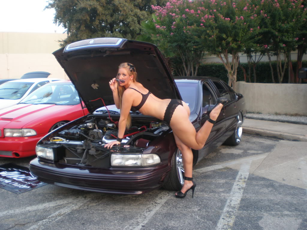 from Reuben woman driving cars naked