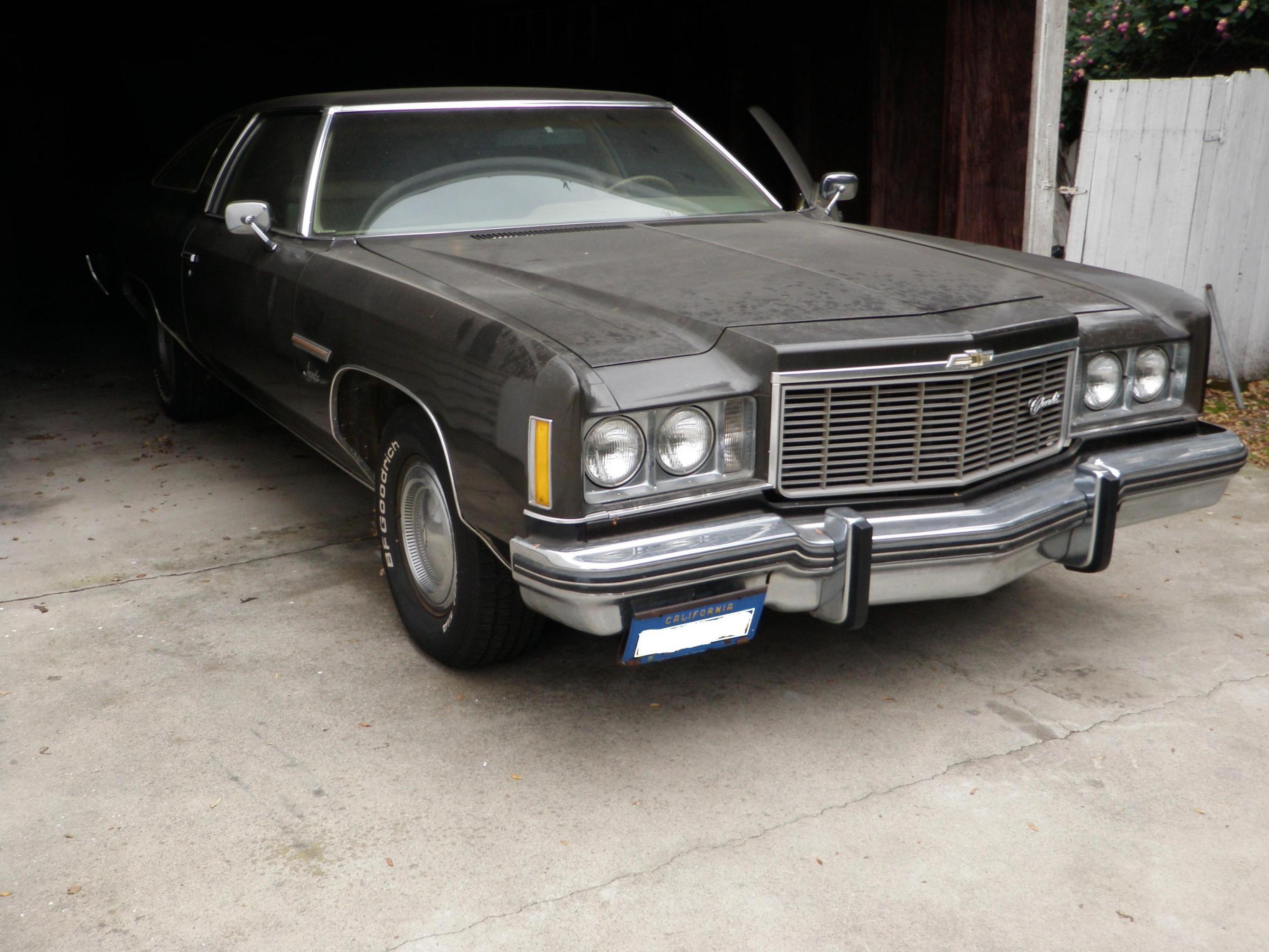 1975 Impala Custom Value Chevy Impala Forums