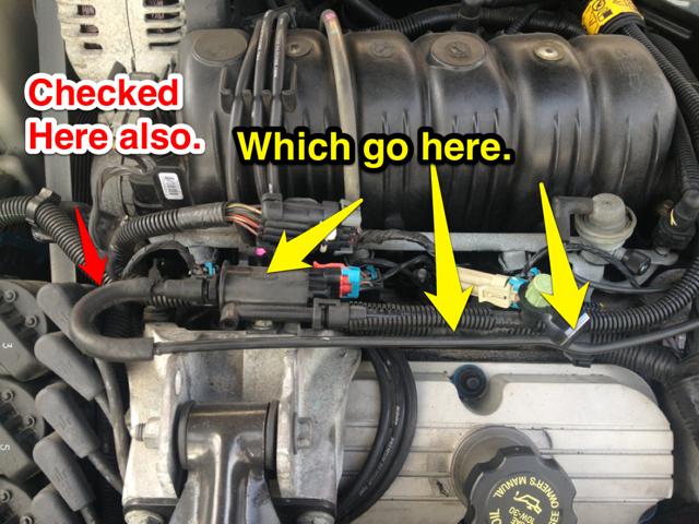 Actuator Problem Chevy Impala Forums