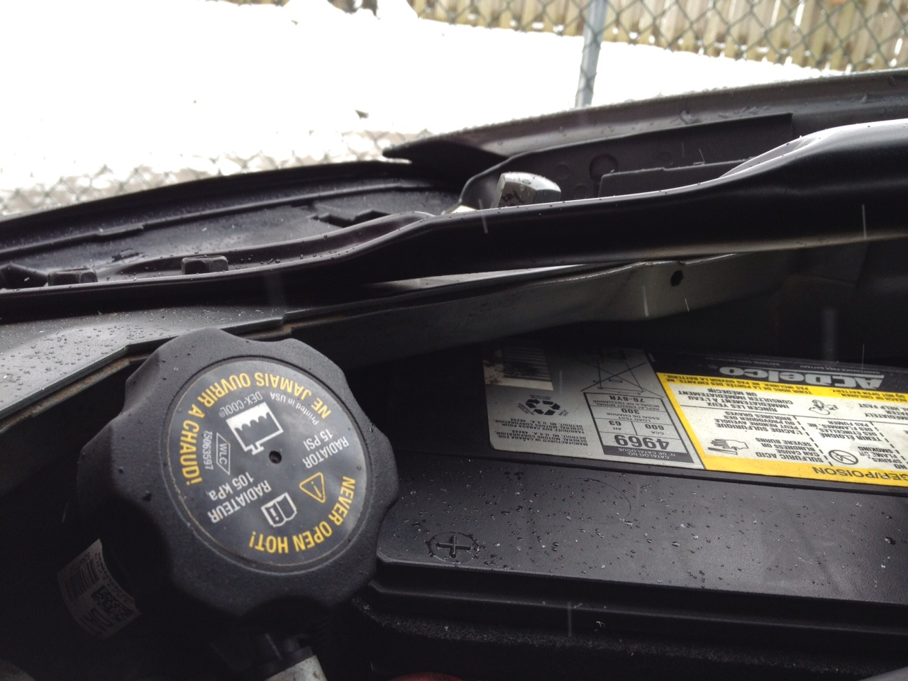 Is It Impossible To Remove And Replace 2004 Impala Battery Photo 3