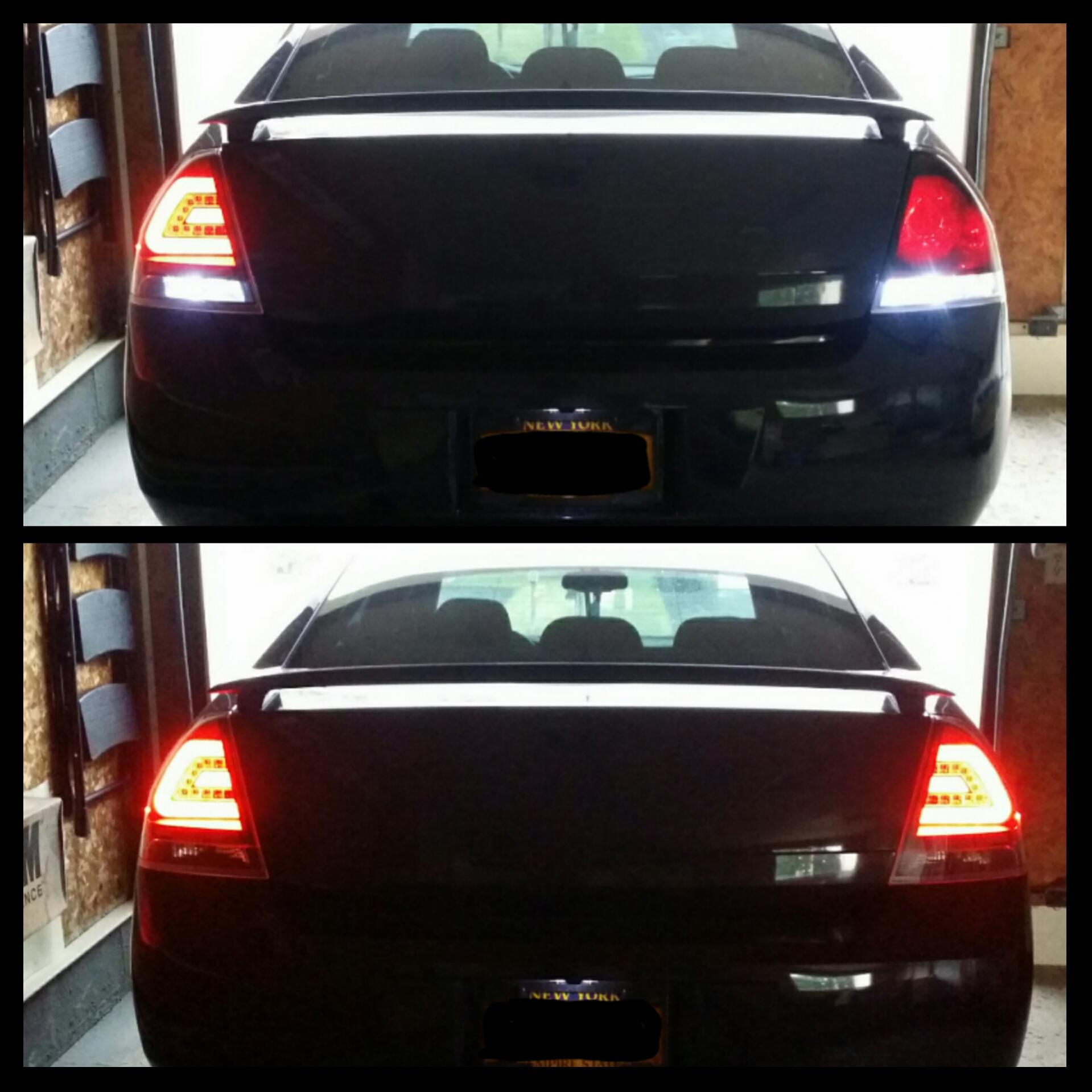 New Stylish Spyder Led Tail Lights Are Now Available For