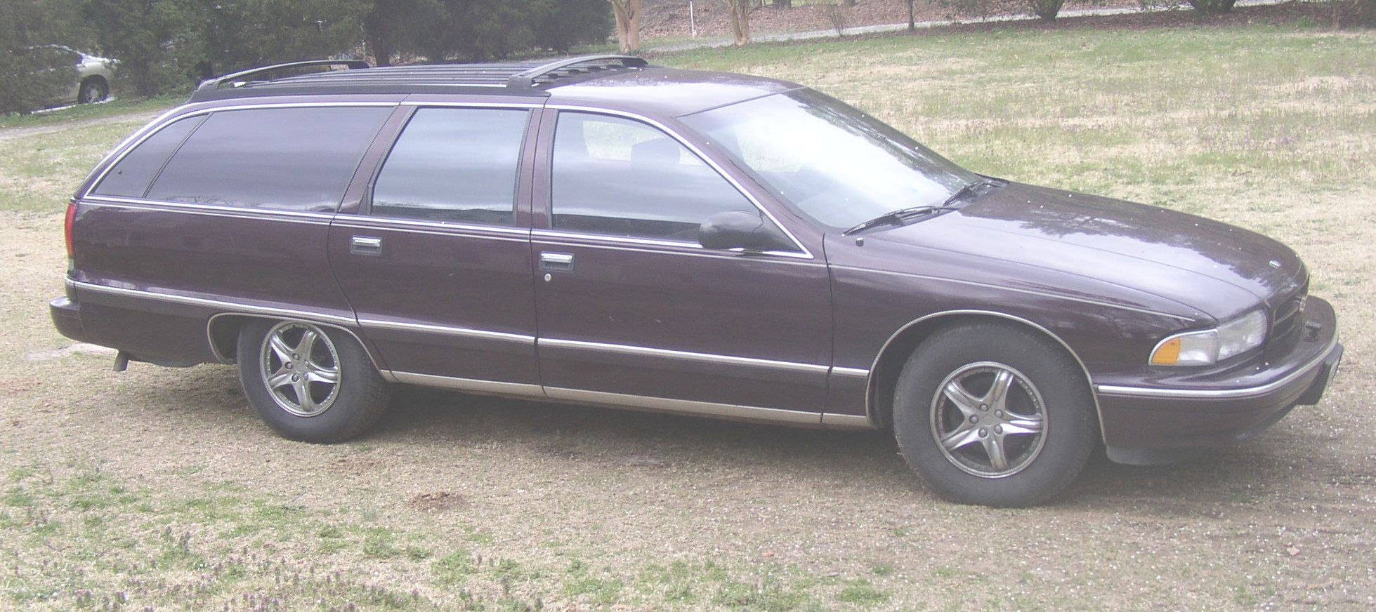 1995 Caprice wagon lt1 - Chevy Impala Forums