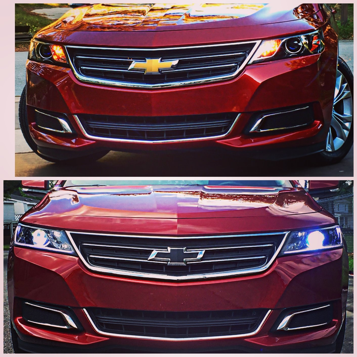 Wiring Up Daytime Running Lights Page 3 Chevy Impala Forums ... on