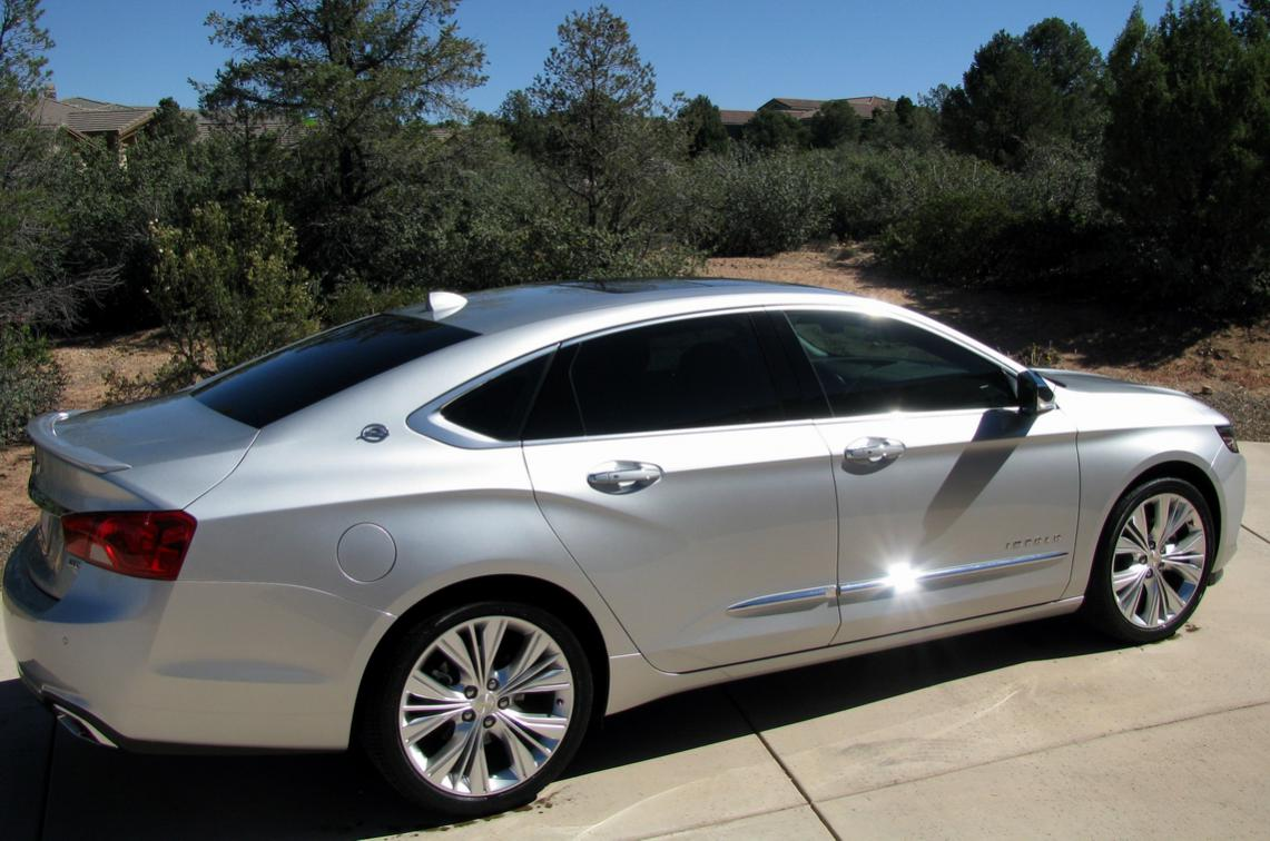 2013 Chevy Impala Ltz >> Adding Spoiler to 2014 Impala - Chevy Impala Forums