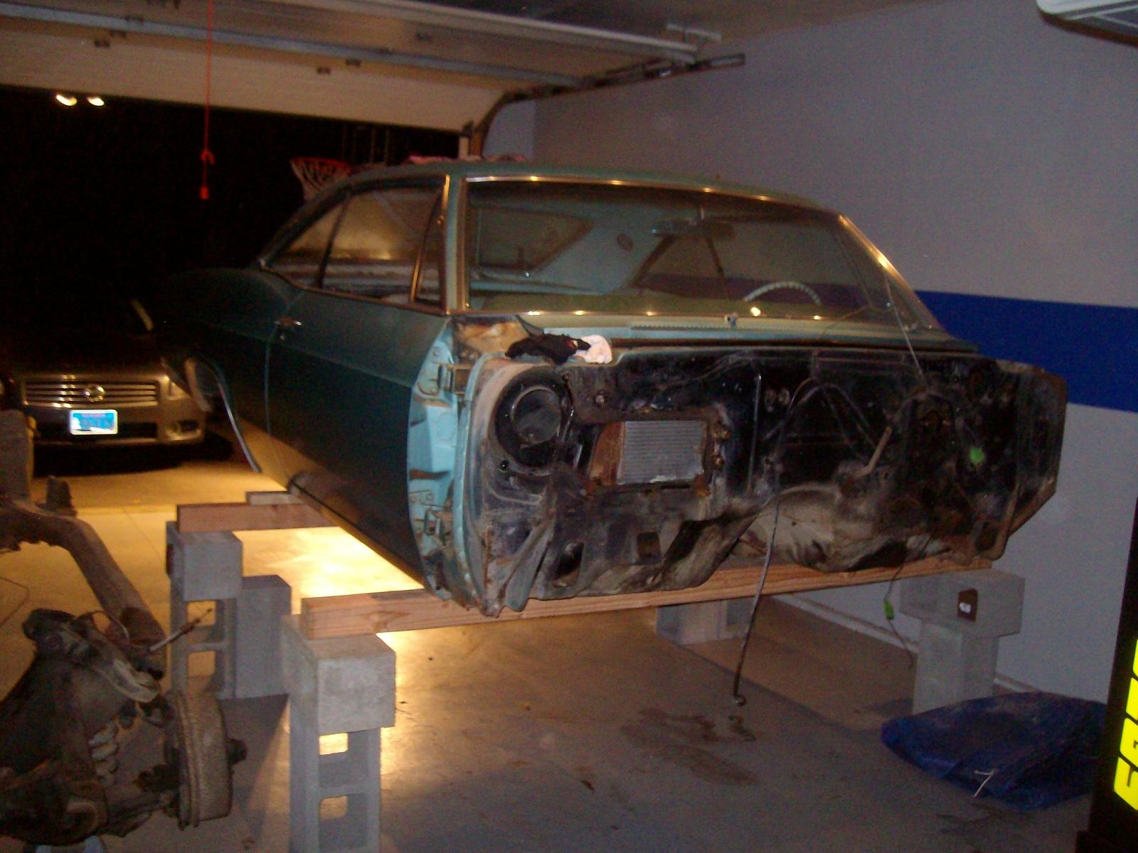 1965 Impala SS Build Thread - Chevy Impala Forums