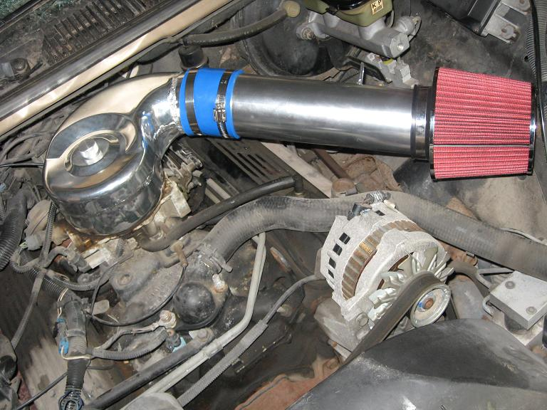92 caprice intake - Chevy Impala Forums