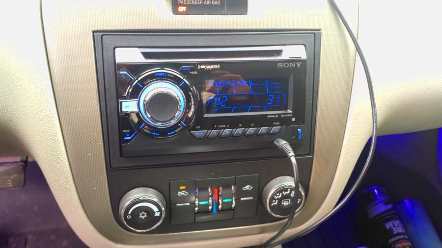 Wiring Diagram For Factory Stereo Chevy Malibu Forum Share The
