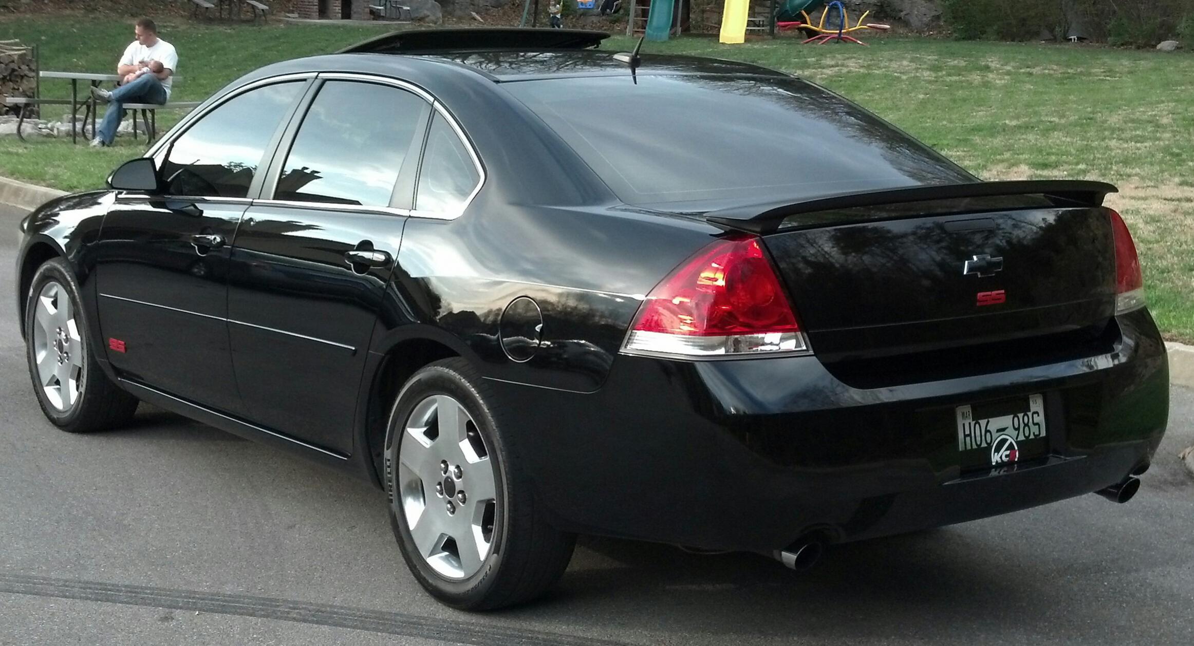 2006 Chevrolet Impala Ss >> 06 Impala Ss Wiring Diagram