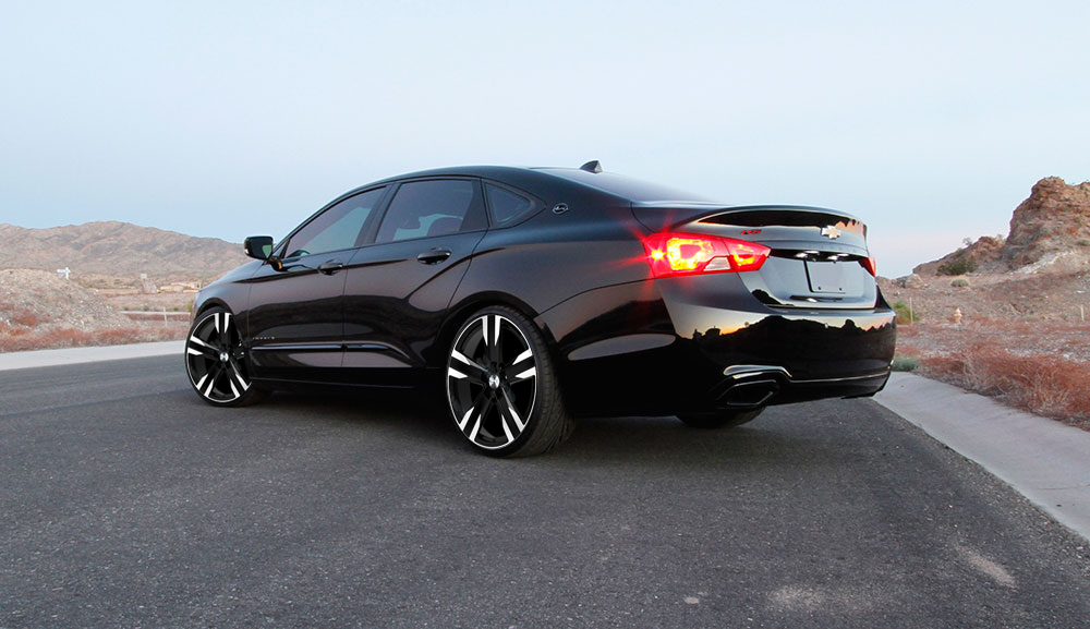 New Wheels Chevy Impala Forums