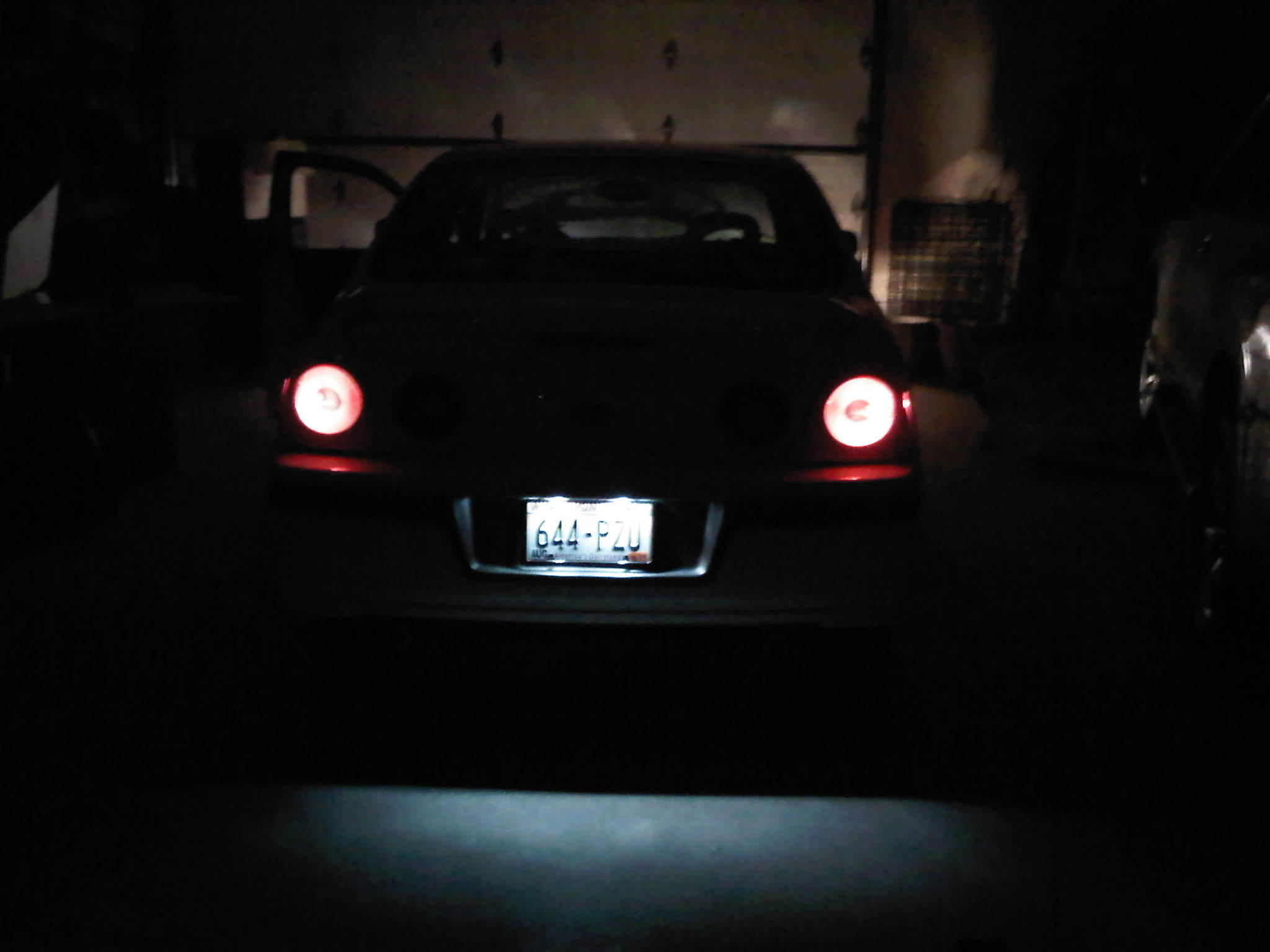 click image for larger version name white led license plate lights jpg views