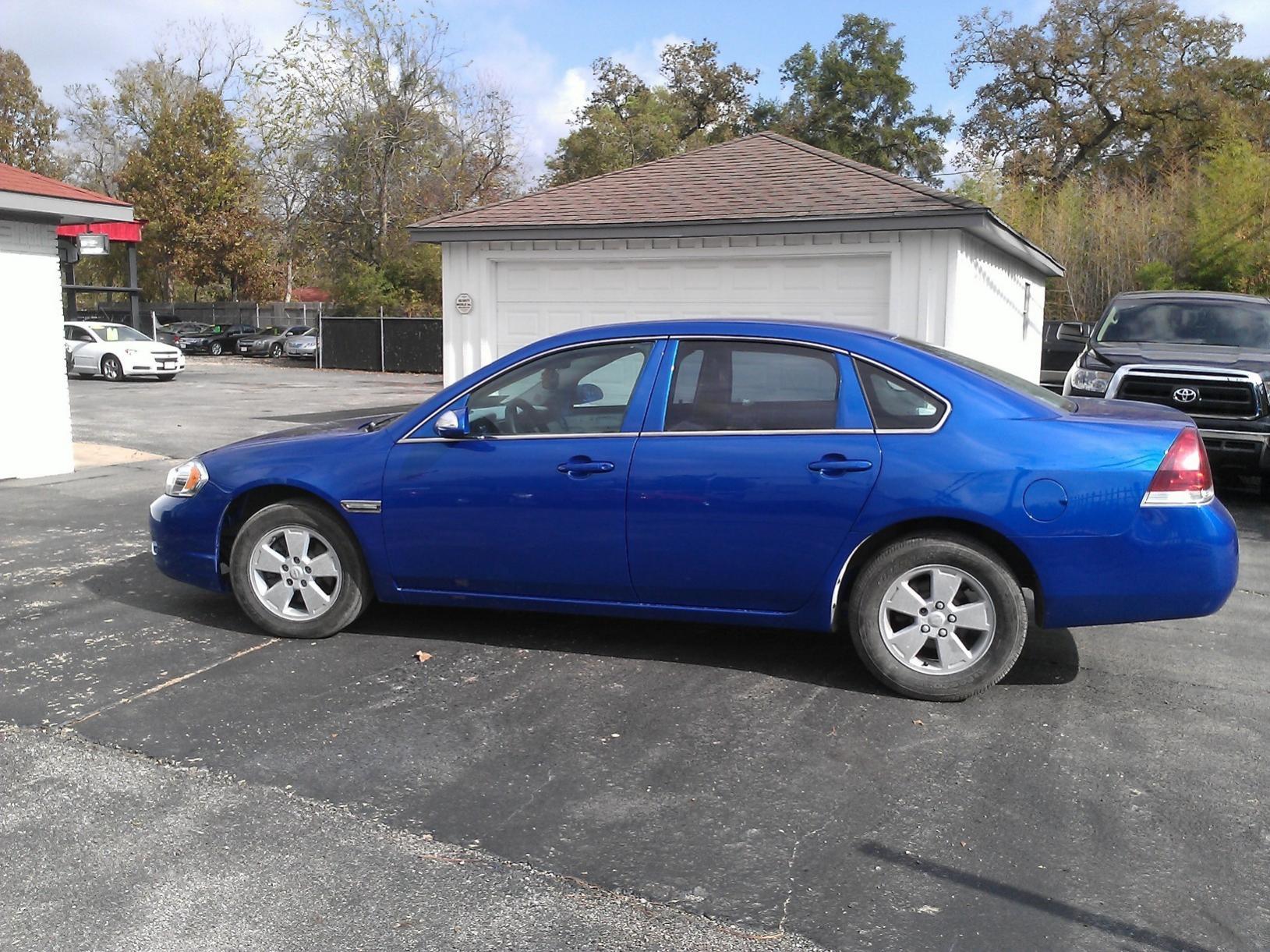 Candy Blue 06 Impala X2 Chevy Impala Forums